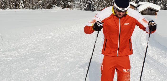 Slavia pojišťovna sport team na startu Visma  Ski Classics již tuto sobotu