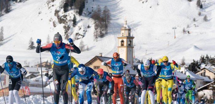 Závod La Diagonela ve Švýcarsku