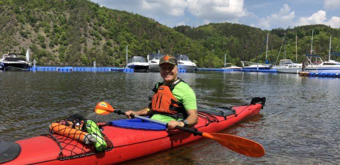 Vodácký maraton Water Tour 2019