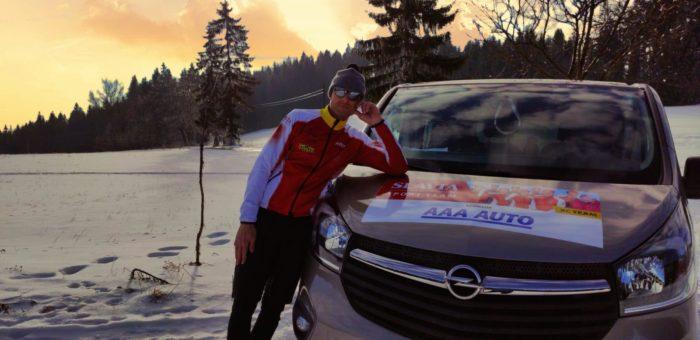Poděkování našemu novému sponzorovi AAA AUTO