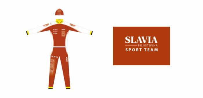 Prezentace Slavia pojišťovna Sport teamu na Visma Ski Classics