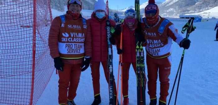 První závod seriálu Visma Ski Classics – La Diagonela úspěšně za námi