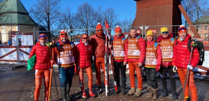 Švédský Vasaloppet, Vasův běh či Vasák, svátek běžeckého lyžování a jeho 97. ročník je ve svém cíli!