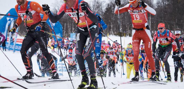 Závěr sezóny Visma Ski Classics úspěšně zakončen závodem Arefjällsloppet